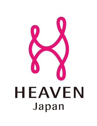 HEAVEN Japan 企業ブランドロゴ